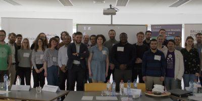 Handipark, the winning project of the Smart IoT Hackathon