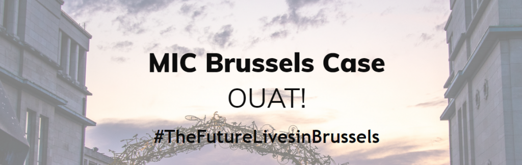 MIC Brussels OUAT!