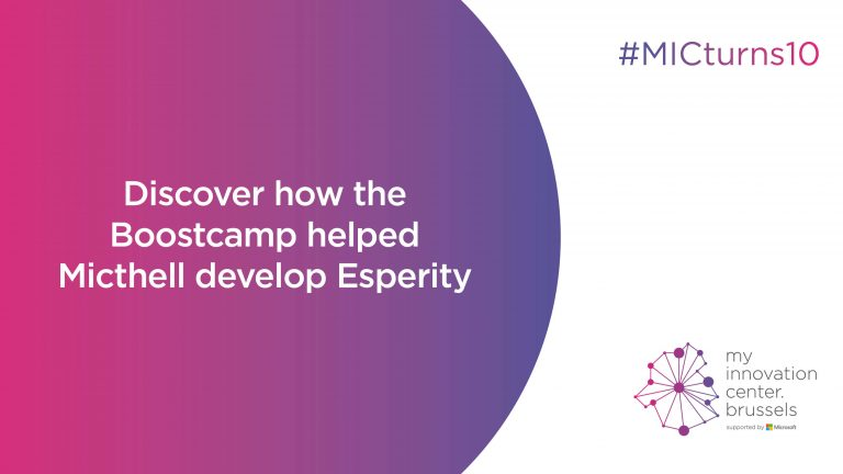 Discover the role that the Boostcamp played in the development of Esperity!