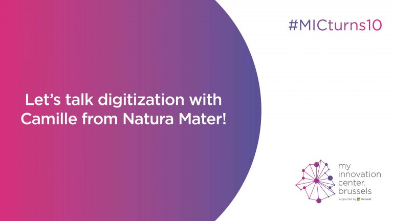 Let's talk digitization with Camille from Natura Mater!