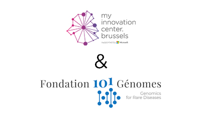 Des stagiaires du mic.brussels développent un site Web afin d'améliorer l'accès aux données génomiques