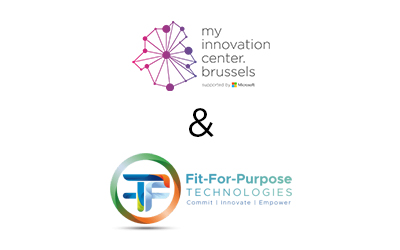 Fit-For-Purpose Technologies found their perfect internship match thanks to mic.brussels