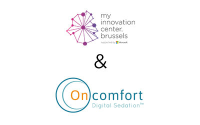mic.brussels' interns contribute to an exciting future of Digital Sedation™ at Oncomfort